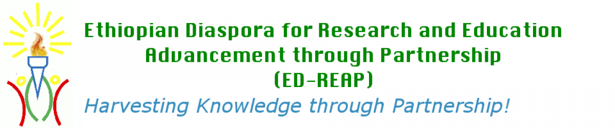 Ethiopian Diaspora for Research and Education Advancement through Partnership (ED-REAP)
