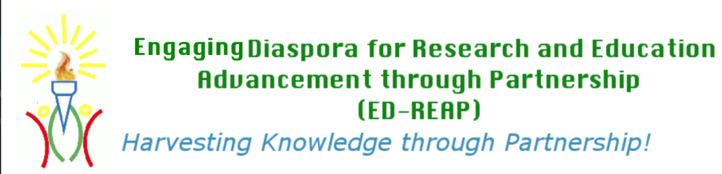 Engaging Diaspora  for  Research and Education Advancement through Partnership (ED-REAP)